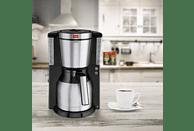MELITTA 1011-14 Look IV Therm De Luxe  Kaffeemaschine Edelstahl/Schwarz