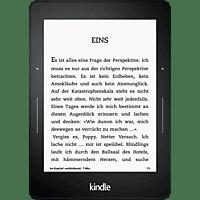 KINDLE VOYAGE 4GB WIFI  4 GB WLAN und USB E-Book-Reader Schwarz