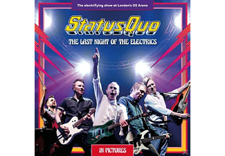 Status Quo - The Last Night Of The Electrics (Limited Box-Set)  - (DVD + Blu-ray + CD)