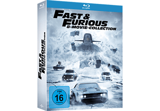 Fast & Furious - 8 Movie Collection Blu-ray