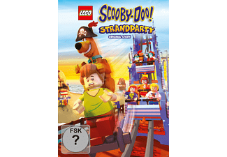 LEGO Scooby-Doo! Strandparty DVD