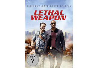 Lethal Weapon - Staffel 1 DVD