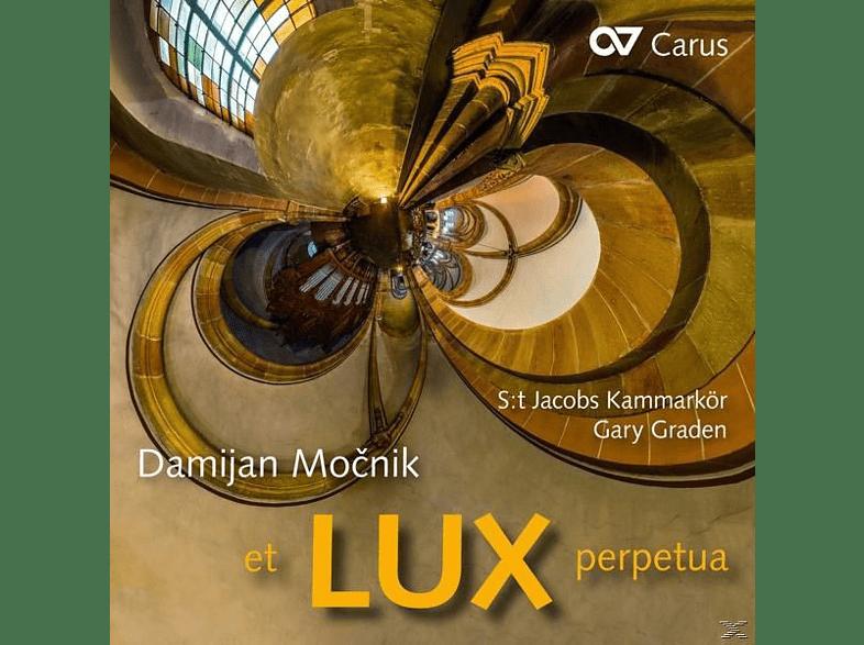 Gary/s:t Jacobs Kammarkör Graden - Et Lux perpetua [CD]