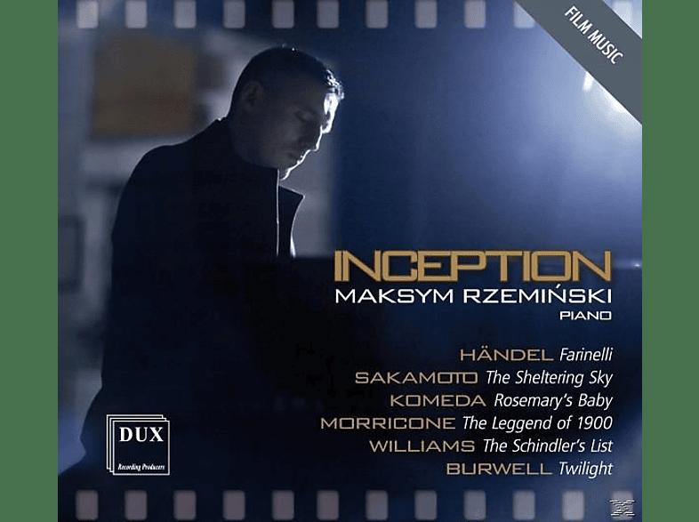 Maksym Rzeminski - Inception [CD]