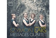 Messages Quartet - Streichquartette [CD]