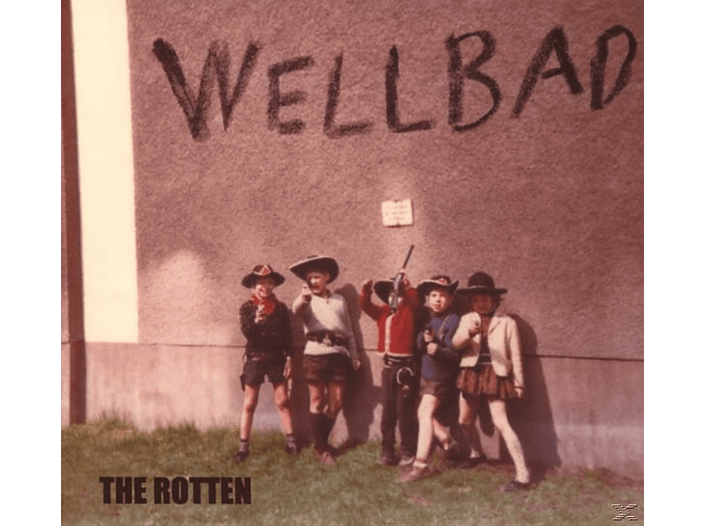 Wellbad - The Rotten [CD]
