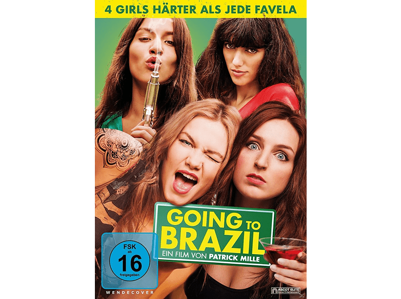 Going to Brazil [DVD]