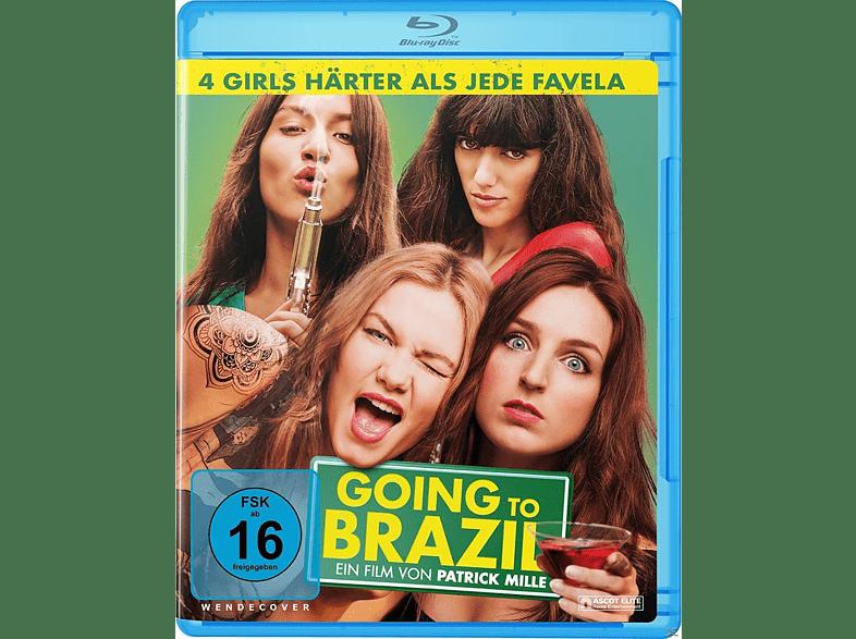 Going to Brazil [Blu-ray]