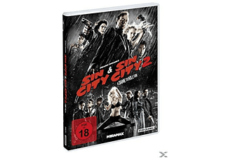 Sin City & Sin City 2: A Dame to Kill For DVD