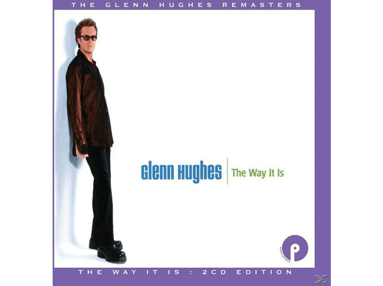Glenn Hughes - The Way It Is (Expanded 2CD Edition) [CD]
