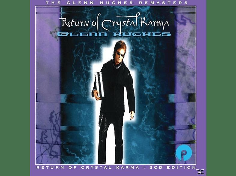 Glenn Hughes - Return Of Crystal Karma (Expanded 2CD Edition) [CD]