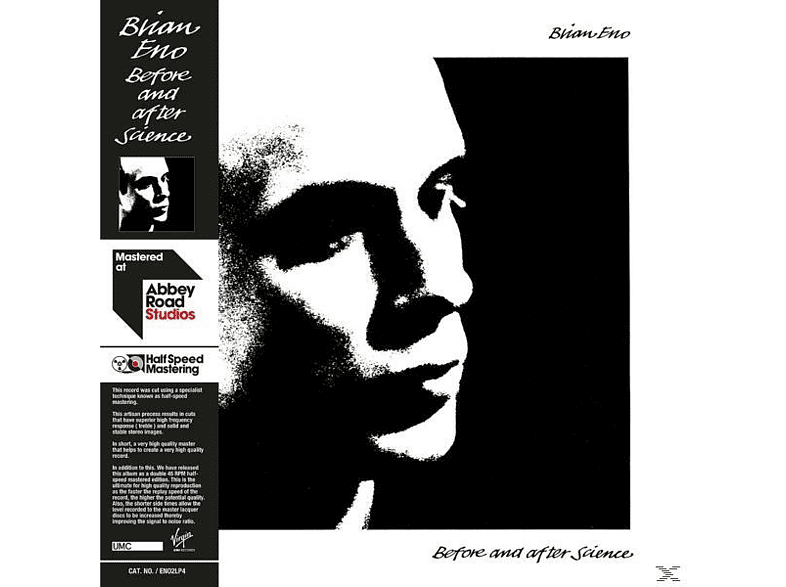 Brian Eno - Before And After Science (Vinyl) [Vinyl]