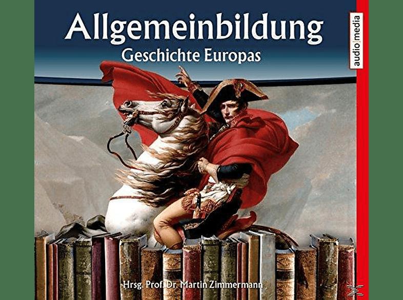 Allgemeinbildung – Geschichte Europas - (CD)