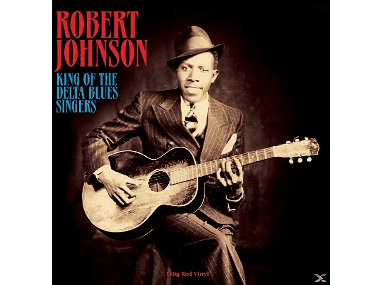 Robert Johnson - KING OF THE DELTA BLUES [Vinyl]