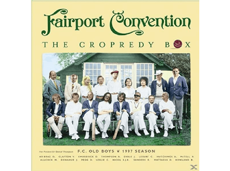 Fairport Convention - THE CROPREDY BOX [CD]