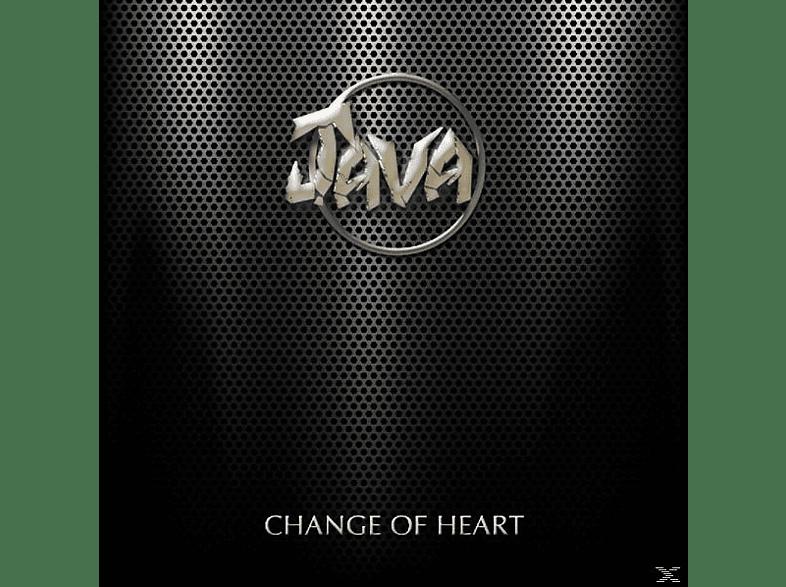 Java - CHANGE OF HEART [CD]
