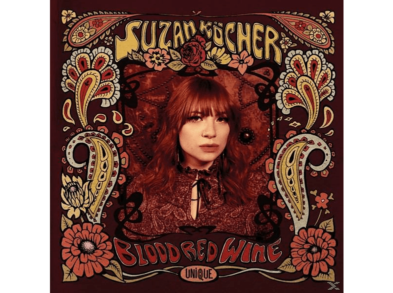 Suzan Koecher - BLOOD RED WINE EP (10 +MP3) [EP (analog)]