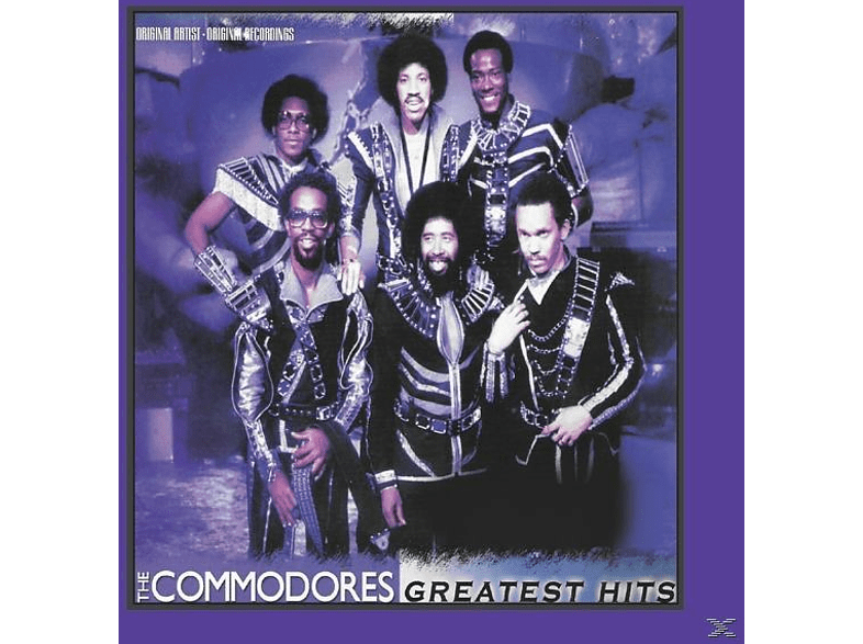 The Commodores - Greatest Hits [CD]