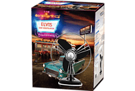 EMERIO FN-111794 Retro Elvis Tischventilator Schwarz/Chrom (35 Watt)