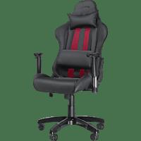 SPEEDLINK Regger Gaming Chair, PC-Gaming-optimierter Schreibtischstuhl Gaming Stuhl, Schwarz