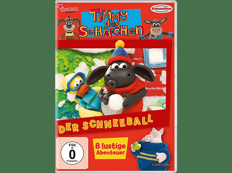 Timmy das Schäfchen - Der Schneeball [DVD]