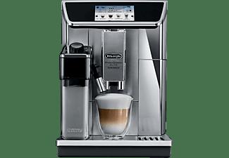DELONGHI PrimaDonna Elite Experience ECAM 656.85.MS  Kaffeevollautomat Silber/Schwarz