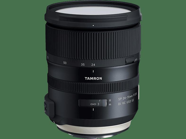 TAMRON SP G2  für Canon EF-Mount, 24 mm - 70 mm, f/2.8