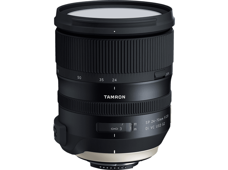 TAMRON SP G2  für Nikon F-Mount, 24 mm - 70 mm, 22