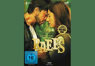 Raees (Erstauflage mit Poster) DVD