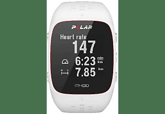 Reloj deportivo - Polar M430 White, Blanco, GPS, Pulsómetro, Seguimiento actividad