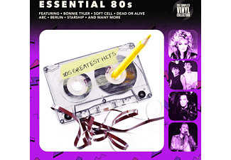 VARIOUS - Essential 80s  - (Vinyl)