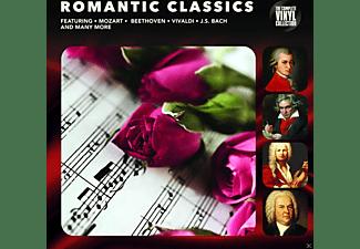 VARIOUS - Romantic Classics  - (Vinyl)