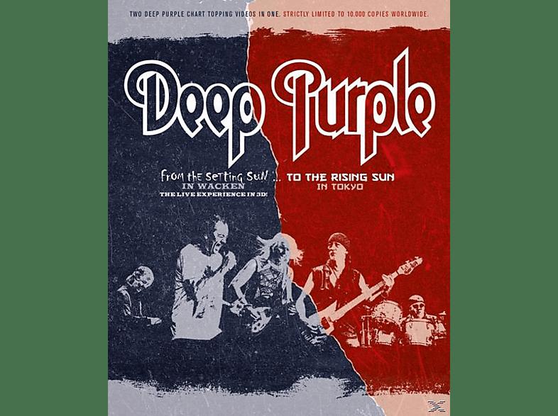 Deep Purple - From The Setting Sun (In Wacken)... [Blu-ray]