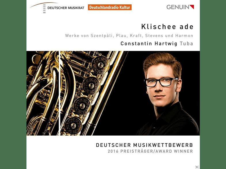 Constantin Hartwig - Klischee ade-Dt.Musikwettbewerb 2016 [CD]