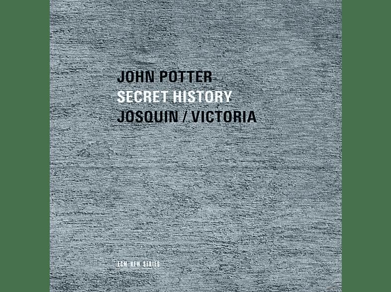 John Potter - Secret History Sacred Music [CD]