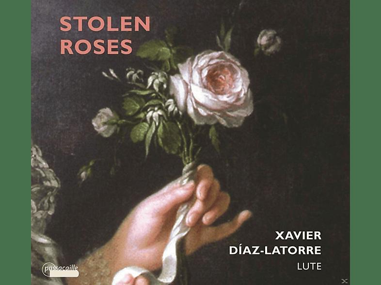 Xavier Diaz-latorre - Stolen Roses-Werke für Laute [CD]