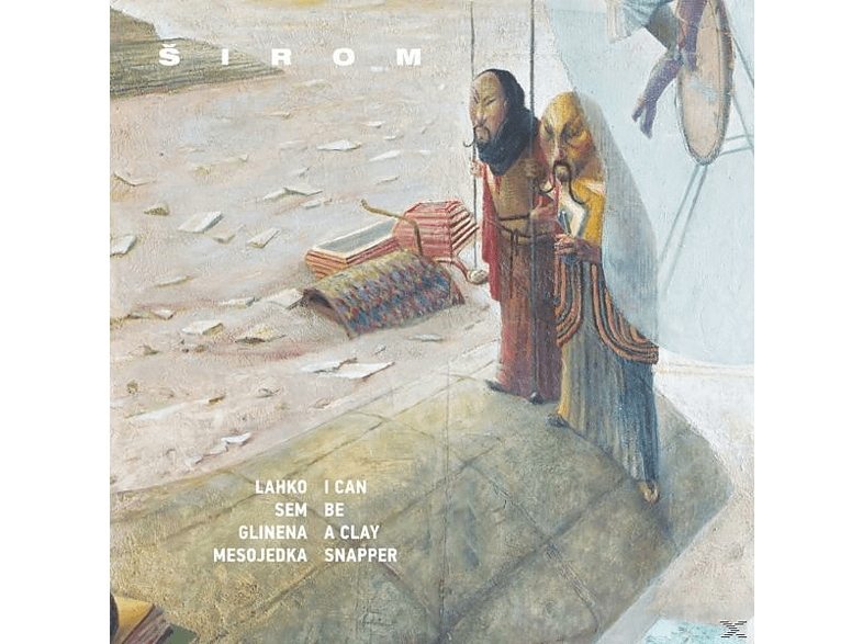 Sirom - I Can Be A Clay Snapper [LP + Download]