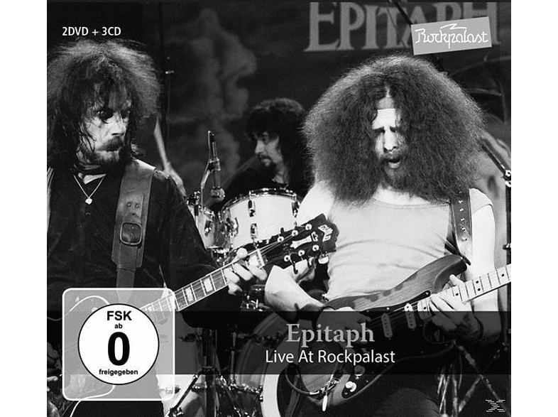 Epitaph - LIVE AT ROCKPALAST [CD + DVD Video]