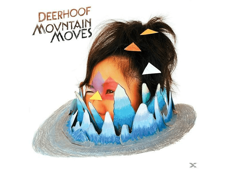 Deerhoof - MOUNTAIN MOVES [CD]