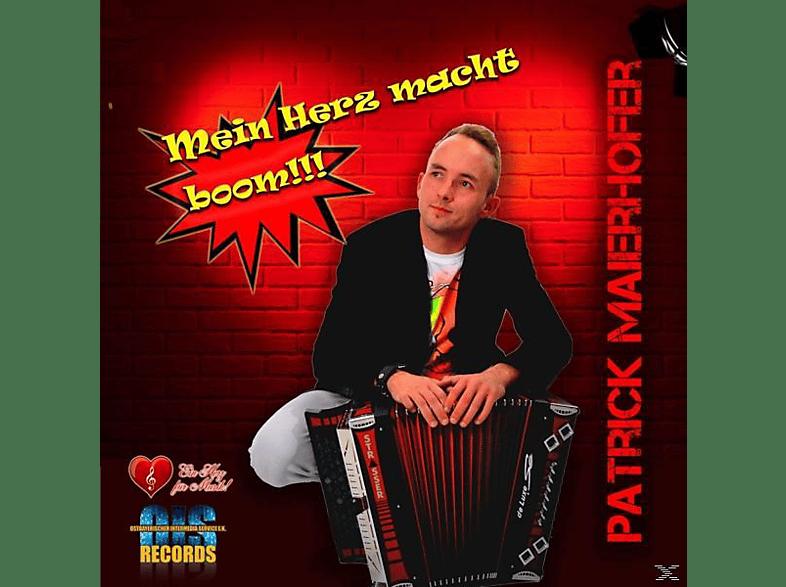 Patrick Maierhofer - MEIN HERZ MACHT BOOM!!! [Maxi Single CD]