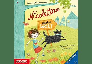 Julia Meier - Nicolettas Geheime Welt  - (CD)