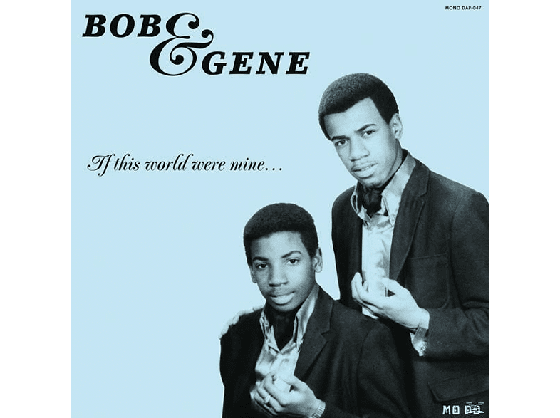 Bob & Gene - IF THIS WORLD WERE MINE (+2 BONUS TRACKS/+MP3) [LP + Download]