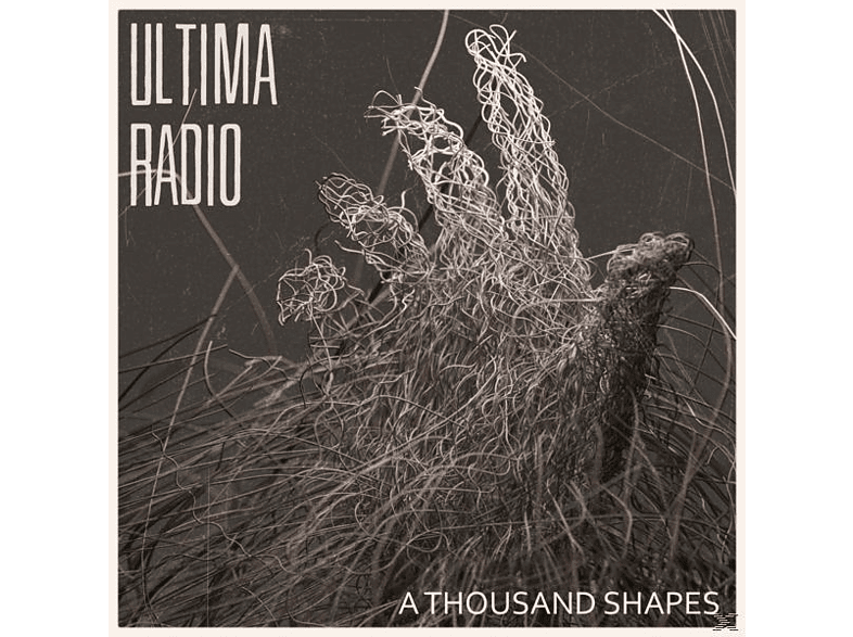 Ultima Radio - A THOUSAND SHAPES [CD]