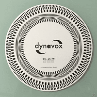 Dynavox Tonabnehmer-Einstelllehre / Stroboskop