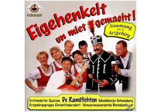 CROTTENDORFER S. - Eingehenkelt Un Miet Gemacht  - (CD)