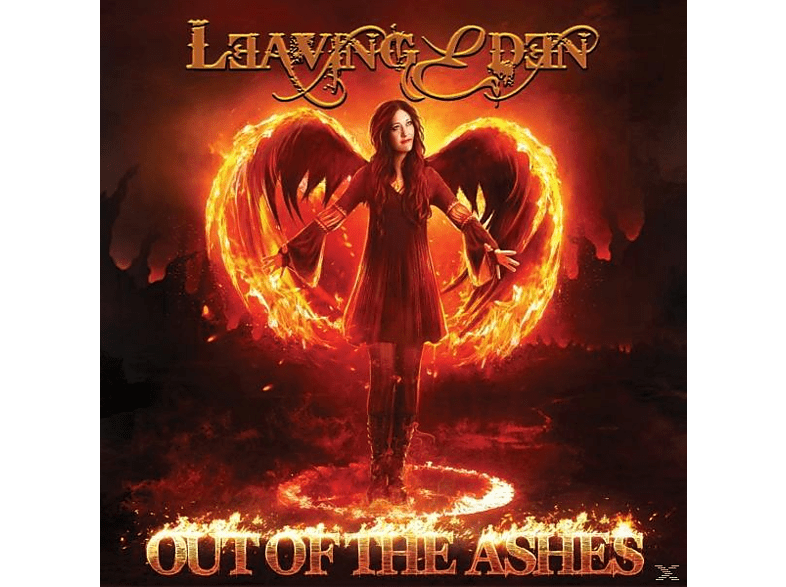 Leaving Eden - Out Of The Ashes [CD]