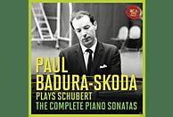 Paul Badura-skoda - Paul Badura-Skoda Plays Schubert-Compl.Piano Son. [CD]
