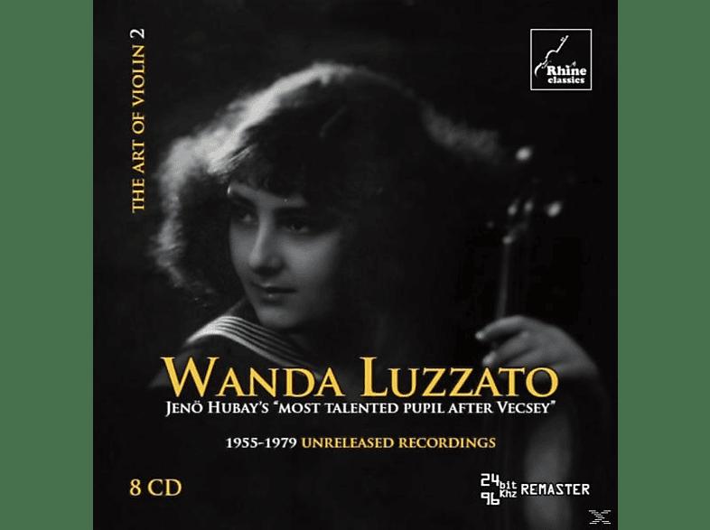 Wanda Luzzato - The Art Of Violin 2 [CD]