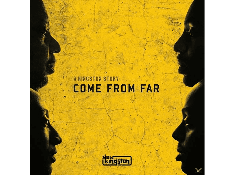 New Kingston - A Kingston Story: Come From Far (LP+MP3) [Vinyl]