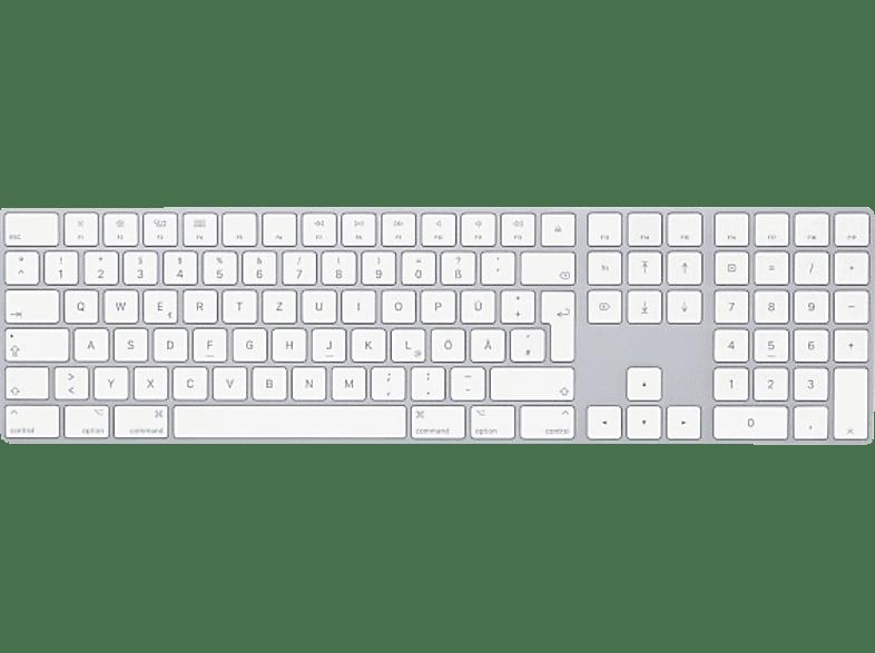APPLE MQ052D/A Magic Keyboard mit Ziffernblock D, Tastatur